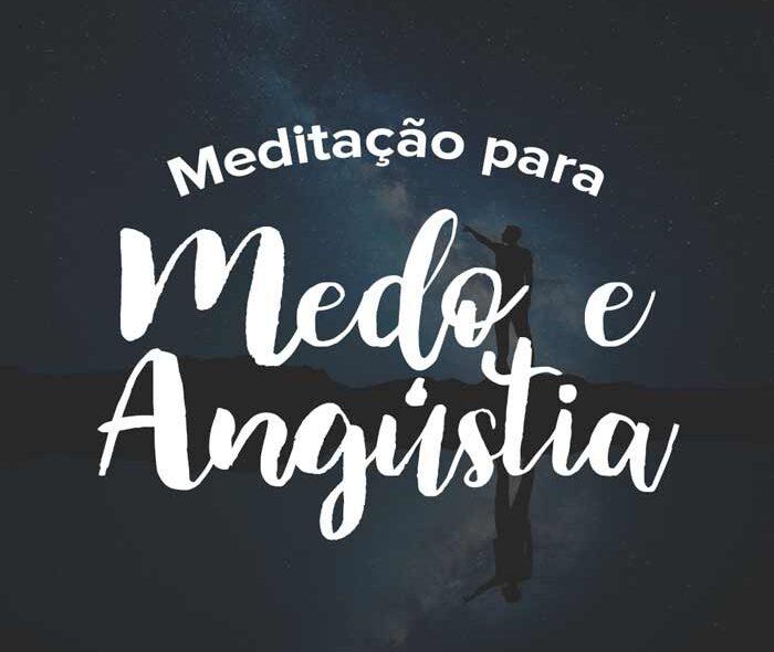 meditacao medo